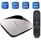 Android 9.0 TV Box, TUREWELL X88 Pro Android Box RK3318 Quad-Core 2Go RAM 16Go ROM...