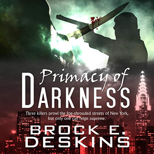 Primacy of Darkness  By  cover art