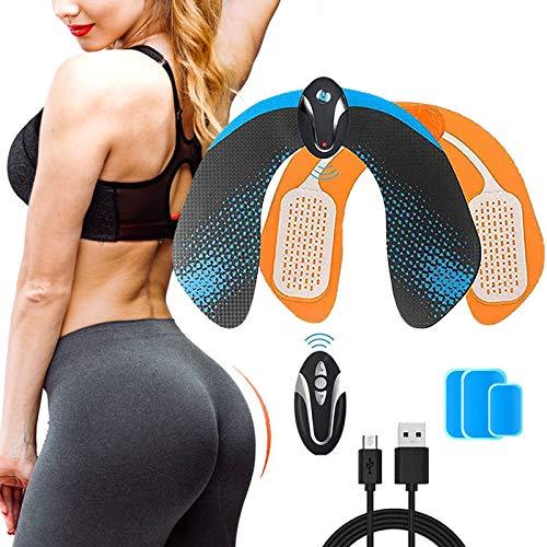 EMS Electroestimulador Gluteos - EMS Hips Trainer Entrenador de Cadera Hip para la Cadera Mujer Inteligente Hip Instructor Muscular