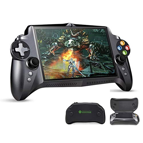 New JXD S192K 7 inch IPS Screen 4GB+64GB Quad core Tablet pc Gamepad Android Game Console 10000mAh Battery Support Google Store andriod Game/pc game/18 simulators Game Support Button Mapping