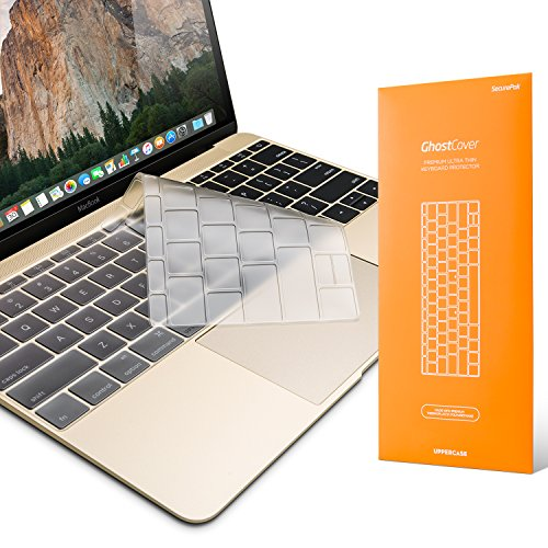 UPPERCASE Premium Keyboard Protector for MacBook 12'(UPP-PKBC-MB12)