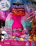 DreamWorks Trolls Surprise Mini Figure Series 4 Blind Bag - Package includes 1 Mini Figure