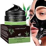 Mascarilla Exfoliante Facial,Peel Off Máscara,Puntos Negros Mascarilla,Deep Cleansing Reduce Poros...