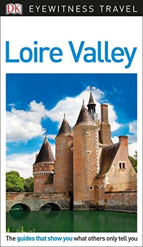 DK Eyewitness Loire Valley (Travel Guide) - 51IsdwZNDnL