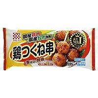 [冷凍] ケイエス 国産鶏 鶏つくね串照焼 132g