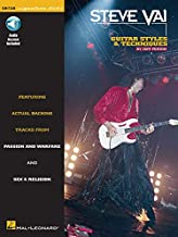 Steve Vai - Guitar Styles & Techniques