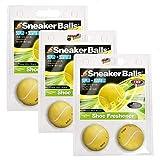SOFSOLE(ソフソール) スニーカーボール テニス 芳香・消臭剤 3個セット 87707-3SET