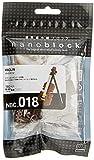 Nanoblock 58513931 - Violin, 3D-Puzzle, Mini Collection, Schwierigkeitsstufe 2, mittel, 180 Teile