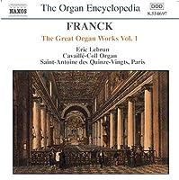 Great Organ Works 1