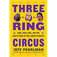Deals on Three-Ring Circus The Story of The Lakers Dynasty Nook Book