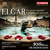 Elgar: The Music Makers / The Spirit of England - Dame Sarah Connolly