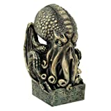 Pacific Giftware 6.75 Inches The Call of Cthulhu Cthulhu Resin Statue Figurine