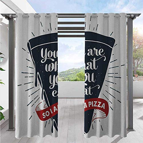 Adorise Print Curtains Cartoon Owl in a Funky Hat Star Shaped Glasses Flowers Rainbow and Typography Uv Protectant Indoor Outdoor Curtain Great Blocking The Sun and Heat Multicolor W72 x L84 Inch
