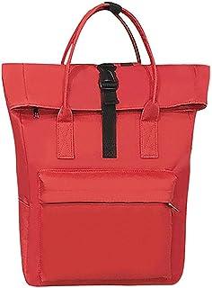 Notebook Backpack Canvas Backpacks Women Travel Laptop Shoulder Bags School Handbags