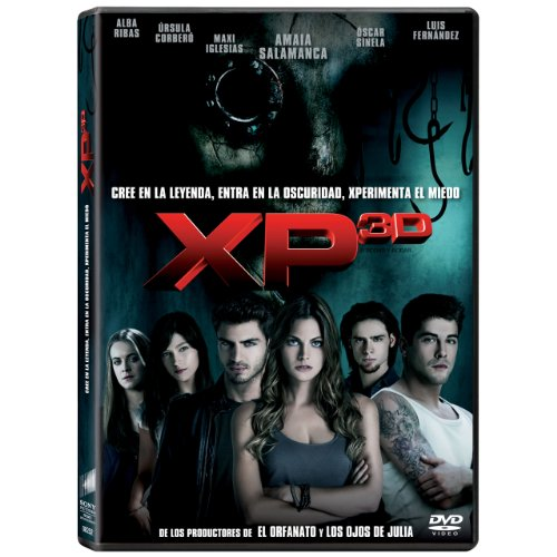 Paranormal Xperience 3d [DVD]