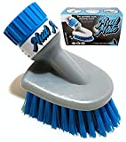 The Mud Mate boot cleaning Brush. Cleans mud from football boots golf shoes and all types of outdoor footwear.