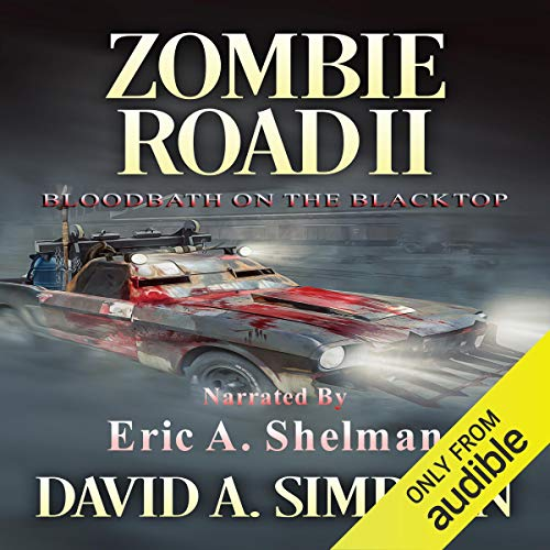 Zombie Road II cover art
