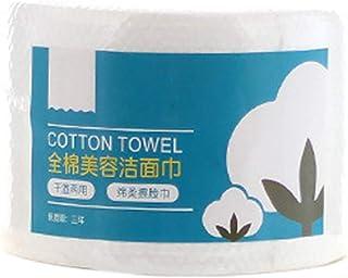 Disposable Face Towel Cloth Cleansing Facial Care Organization 75 Random Colors