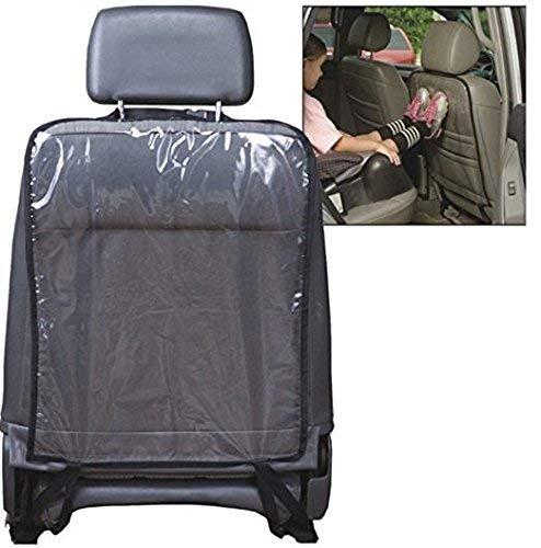 TILY Housse de protection universelle, transparente, pour dossier de siège de voiture pour bébé enfant et enfants