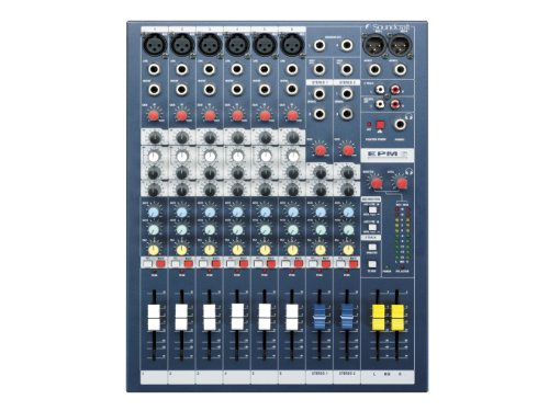 Soundcraft EPM6 6-channel
