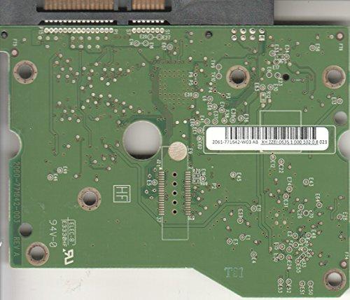 WD2003FYPS-27Y2B0, 2061-771642-W03 AB, WD SATA 3.5 Leiterplatte (PCB)