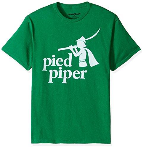 Silicon Valley - Camiseta para hombre con logo original de Piper...
