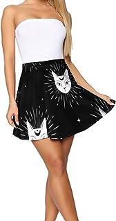 Bbhappiness Design Theme Summer Women's Shorts Skirt Coffee Pattern