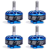 iFlight 4pcs XING-E 2306 1700KV Brushless Motor 6S for QAV FPV Racing Drone Quadcopter