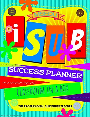 iSUB SUCCESS PLANNER: CLASSROOM IN A BOX