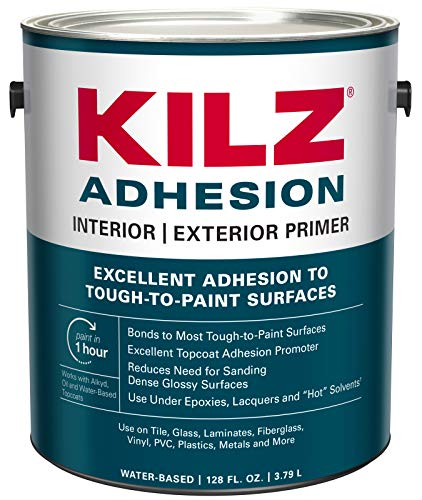 KILZ L211101 Adhesion High-Bonding Interior Latex...