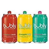 Includes (18) 12 ounce cans: (6) Strawberry, (6) Pineapple and (6) Watermelon Bubly is proud to support Stonewall Community Foundation in positively impacting the lives of over 600,000 LGBTQ people this year, through grant making, scholarships, and l...