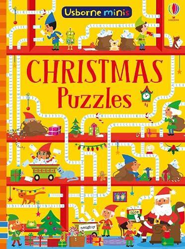 Christmas Puzzles (Usborne Minis)