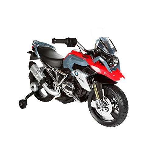 Prinsel 1256v - Moto BMW 1200, color Rojo