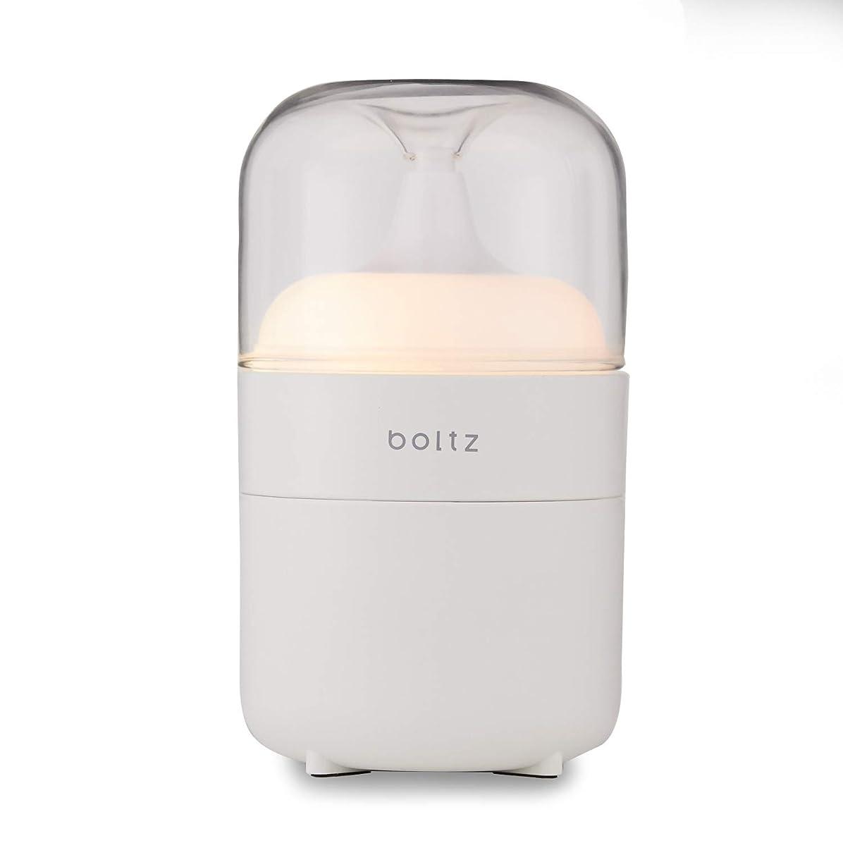 確執追放関係ないLOWYA(ロウヤ) boltz アロマディフューザー ネプライザー式 アロマオイル対応 間接照明 おしゃれ USB対応