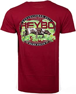 Heybo On Point Adult SS T-Shirt