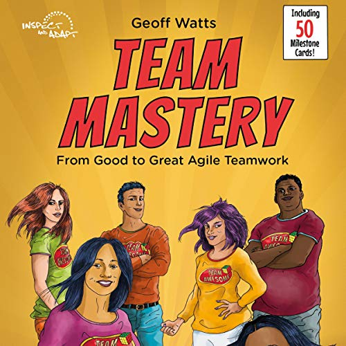 Team Mastery  By  cover art