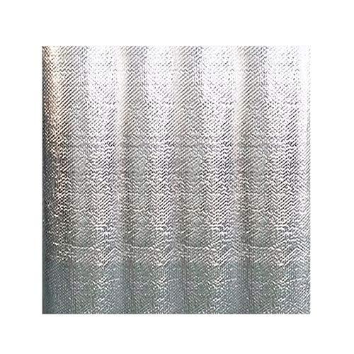 Yagosodee Pool-Isolierfolie, für den Innenbereich, konstante Temperatur, für heiße Quellen, Badespecken, Isolierung, Regen- und Wärmedämmung, Silber (160 x 160)