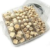 Coskiss Bricolage bijoux Combinaison soins mélange naturel ronde...