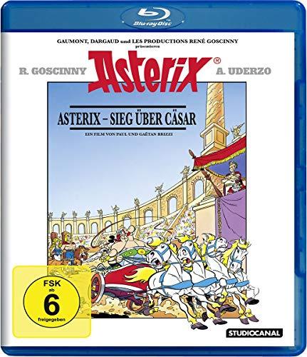 Asterix - Sieg über Cäsar [Blu-ray]
