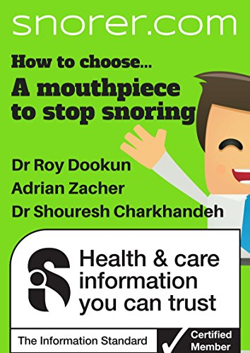 How to choose... a 'Mouthpiece' to stop snoring (Snorer Guides)