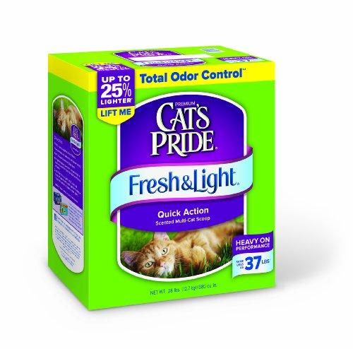 Cat's Pride Fresh and Light Multi-Cat Premium...