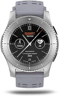 Deportes Smart Watch Support Touch SIM Card Blood Pressure Heart Rate Waterproof Bluetooth 4.0 Smartwatch