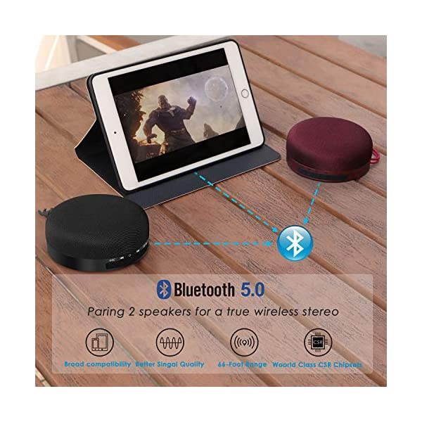 Soundnova Portable Bluetooth Speaker N1 5