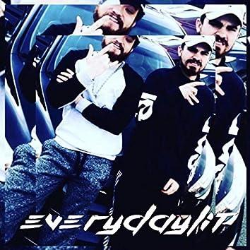 EVERYDAYLIT (feat. FCUSTAR)