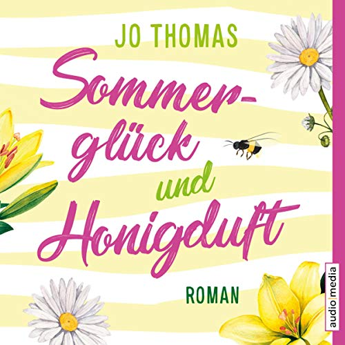 Sommerglück und Honigduft audiobook cover art