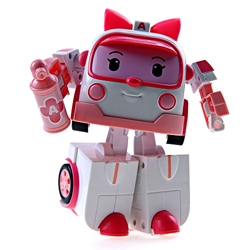 Robocar Poli acs830 – Trans Forme Deluxe Series Amber