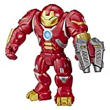 Playskool Heroes Mega Mighties Marvel Super Hero Adventures Hulkbuster, Collectible 30 cm Action Figure, Toys for Children Aged 3 and Up