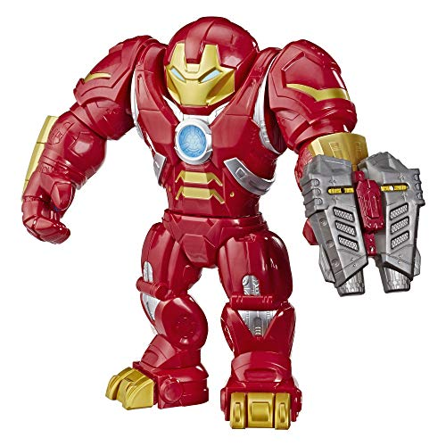 Mega Mighties- Hulkbuster (Hasbro E66685L0)
