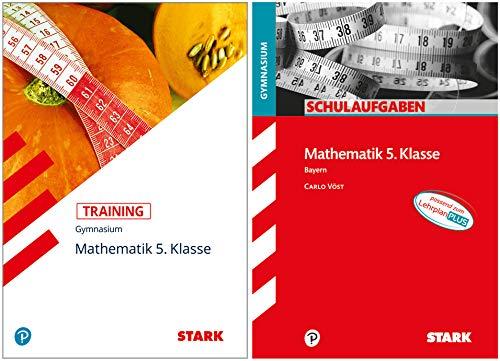 STARK Mathematik Gymnasium 5. Klasse Bayern - Training + Schulaufgaben (STARK-Verlag - Training)