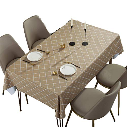 Pvc Waterproof And Oil-Proof Disposable Tablecloths, A Variety Of Monochrome Disposable Household Tablecloths, Multifunctional Covering Cloth, Kitchen And Living Room Decoration